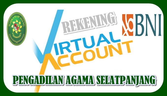 Virtual Account Pengadilan Agama Selatpanjang